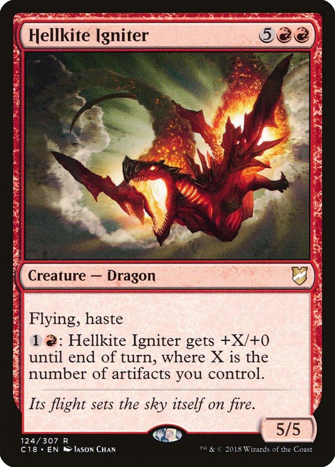 Hellkite Igniter
