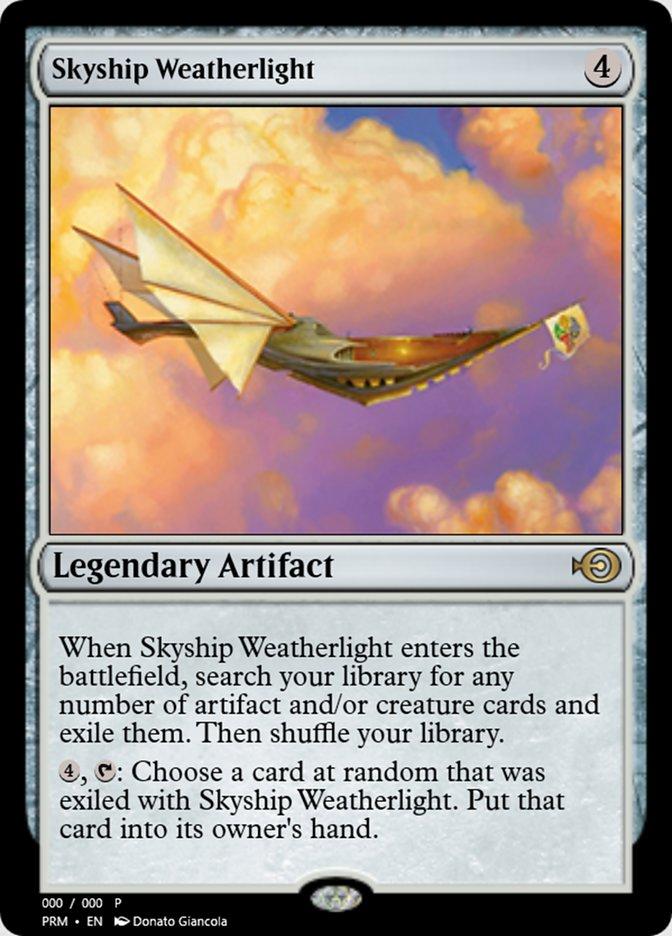 Skyship Weatherlight