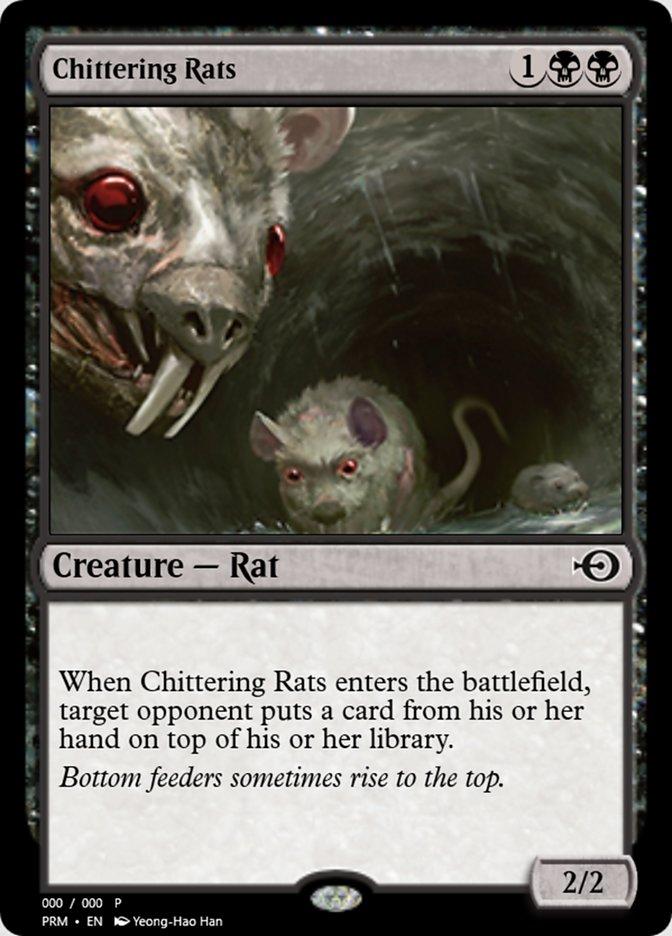 Chittering Rats