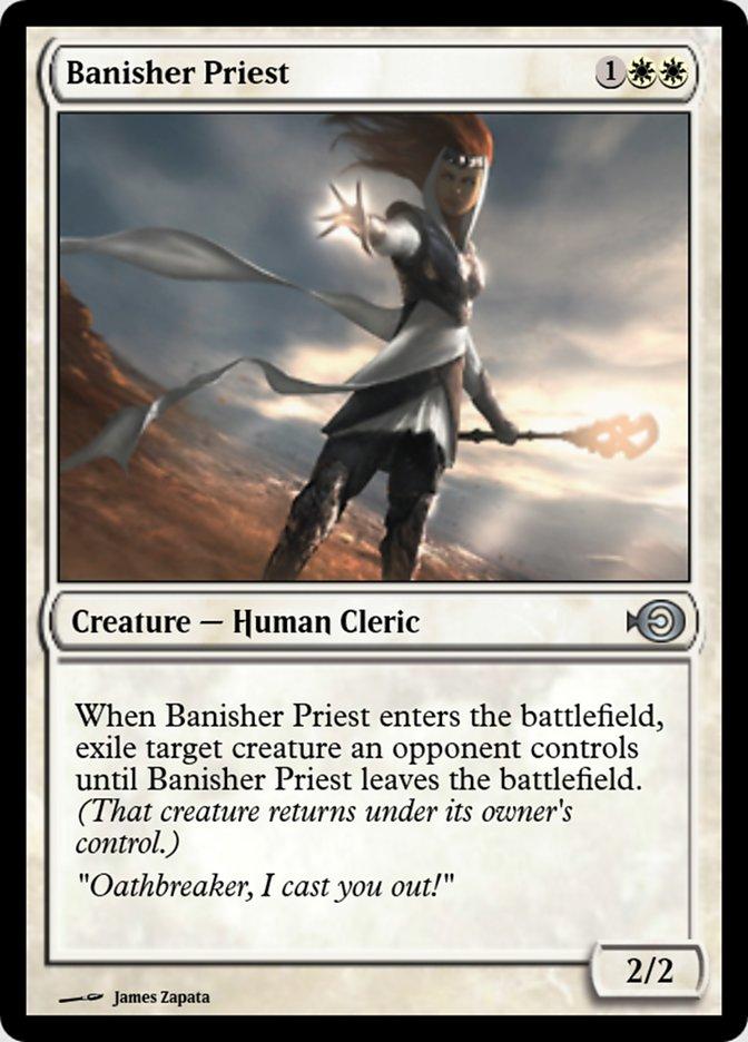 Banisher Priest