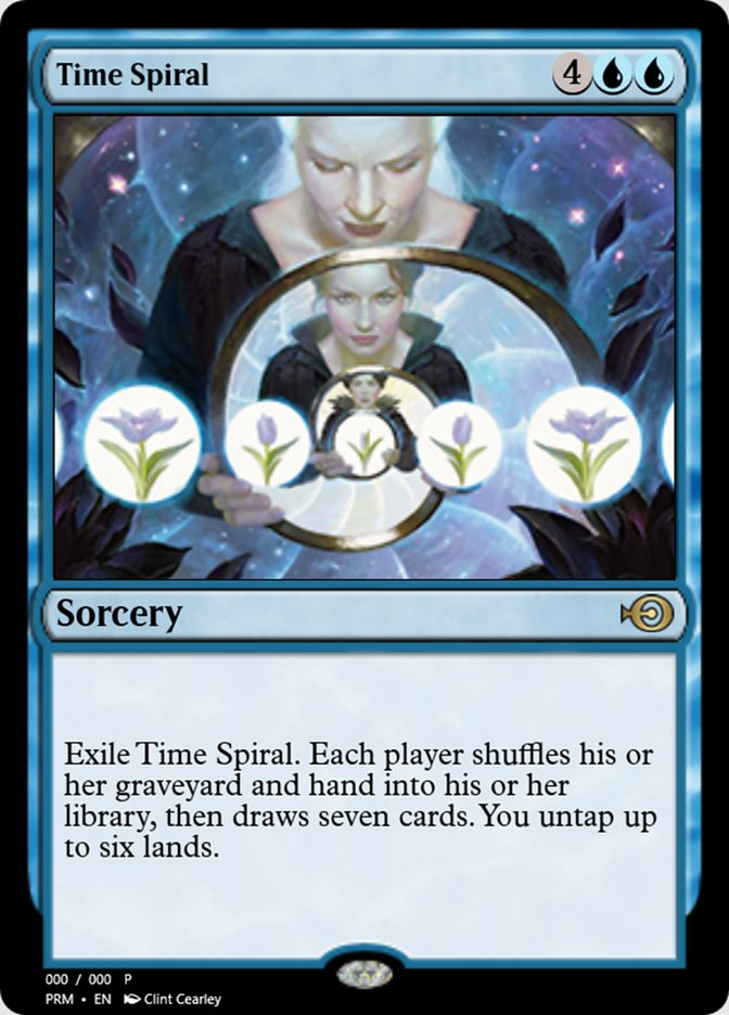 Time Spiral