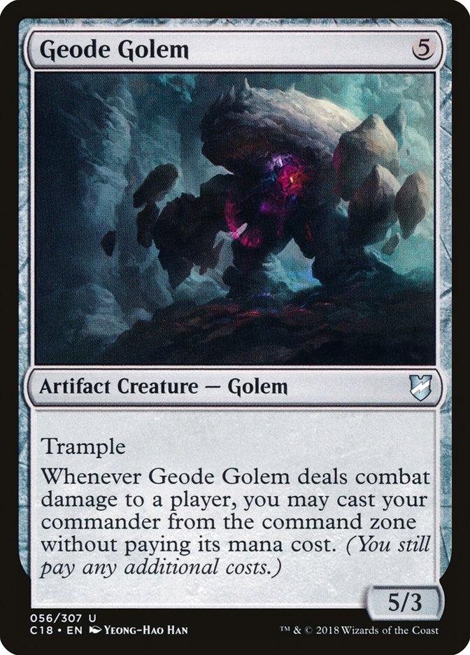 Geode Golem