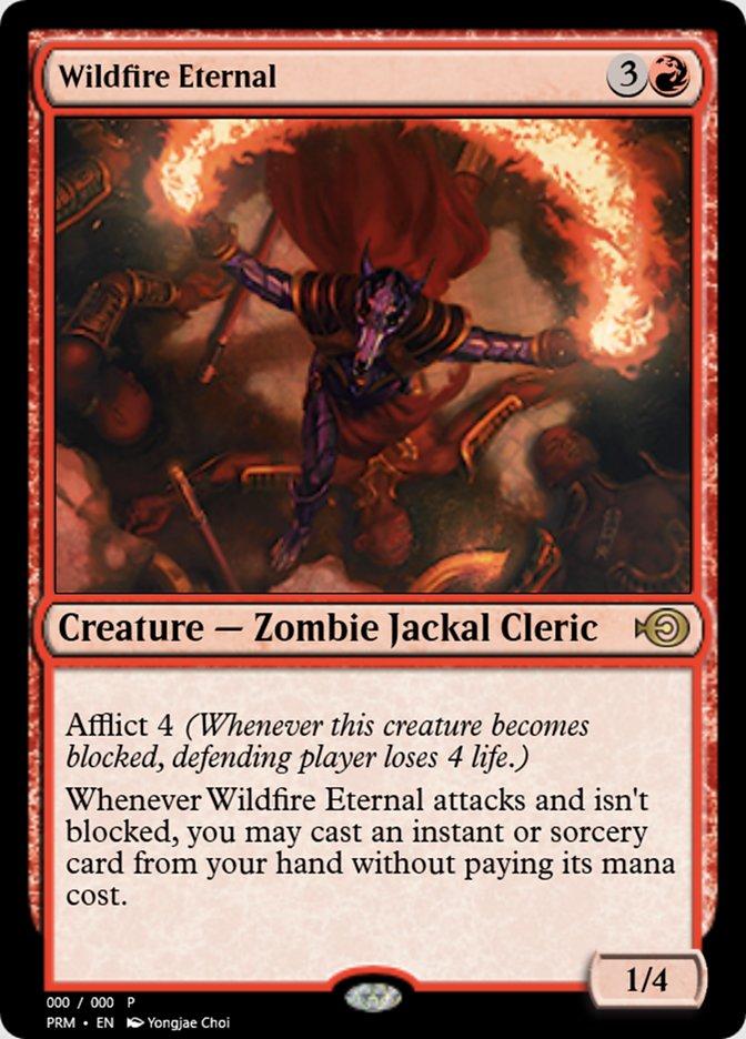 Wildfire Eternal