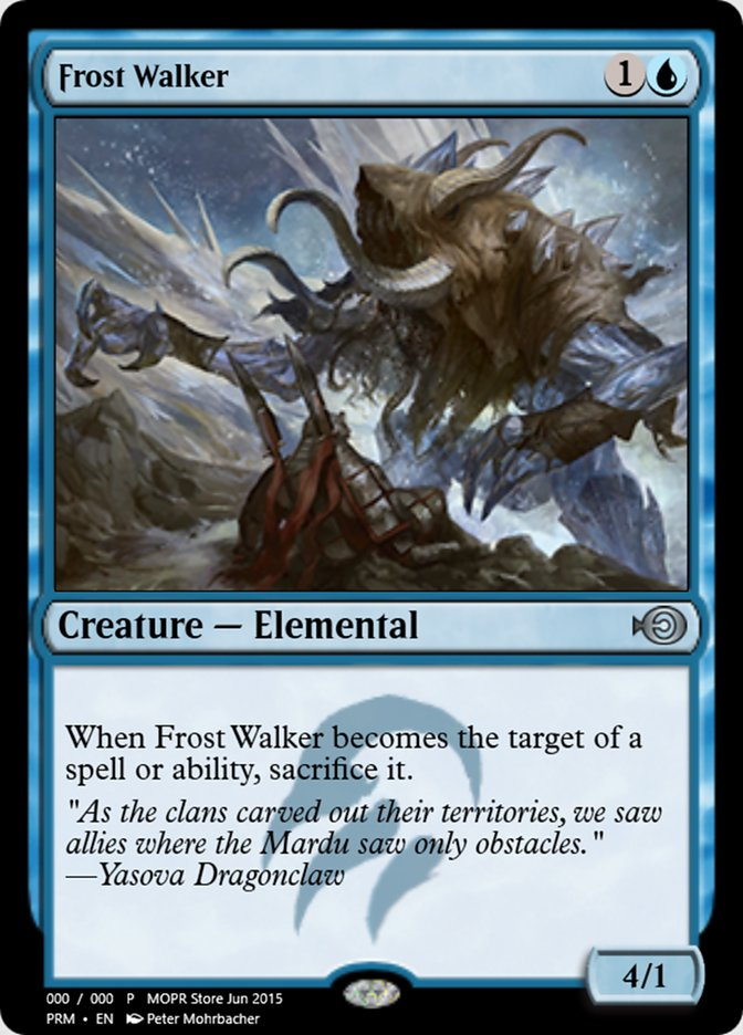 Frost Walker