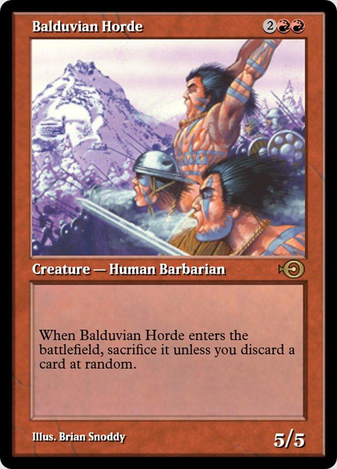 Balduvian Horde