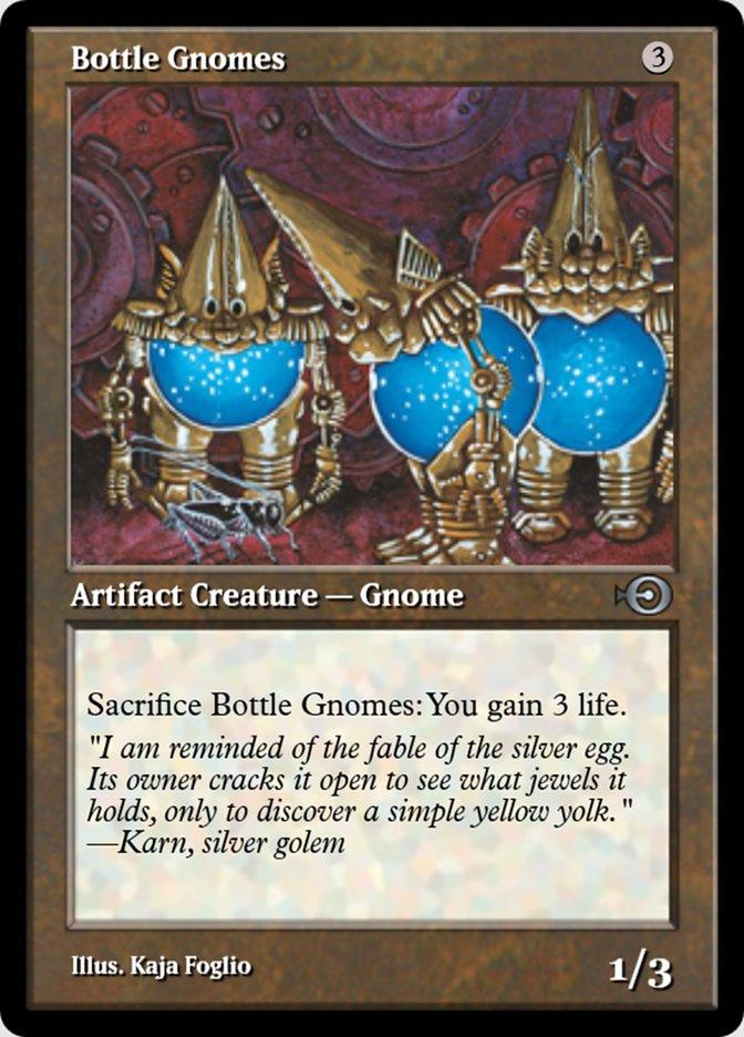 Bottle Gnomes