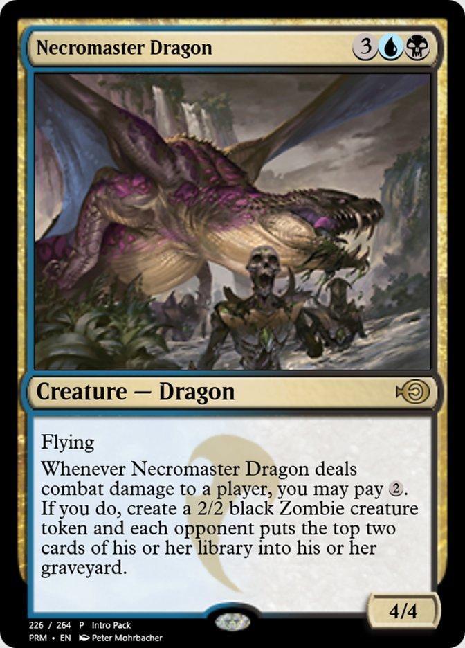 Necromaster Dragon