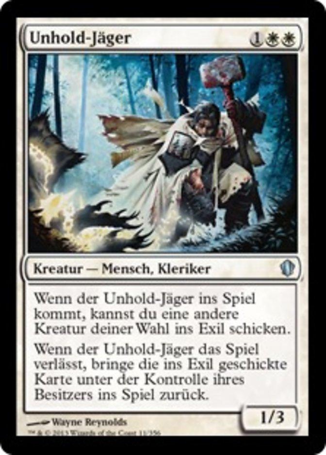 Unhold-Jäger Commander 2013 Magic Fiend Hunter