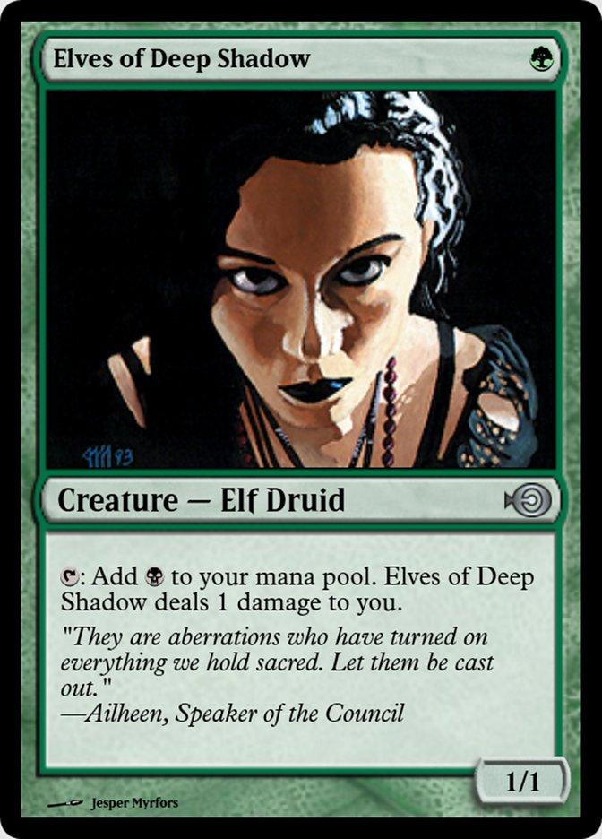 Elves of Deep Shadow