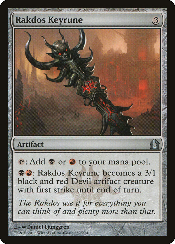 Rakdos Keyrune