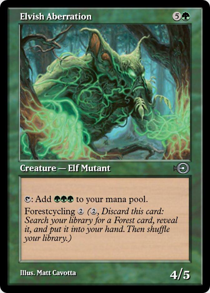 Elvish Aberration