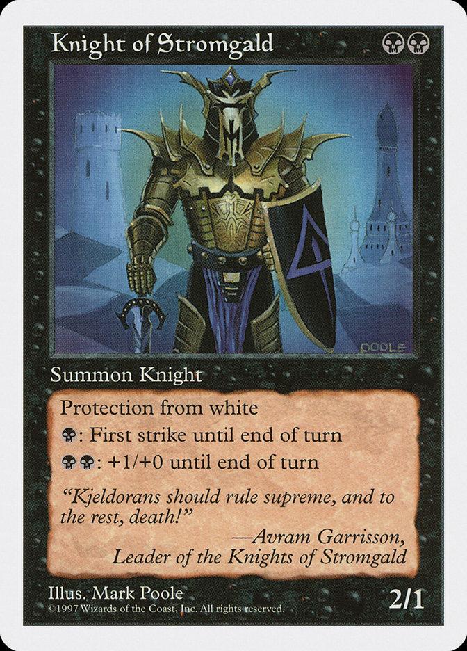 Knight of Stromgald